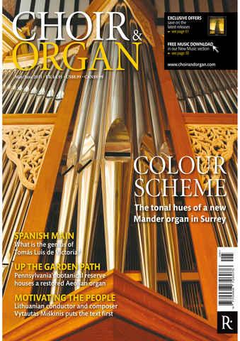 Choir & Organ issue May-Jun 2011