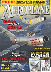 Aeroplane issue No.478 Cold War Jets