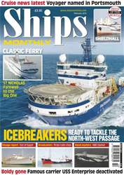 Ships Monthly issue Icebreakers February 2013