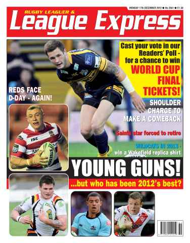 League Express issue 2841