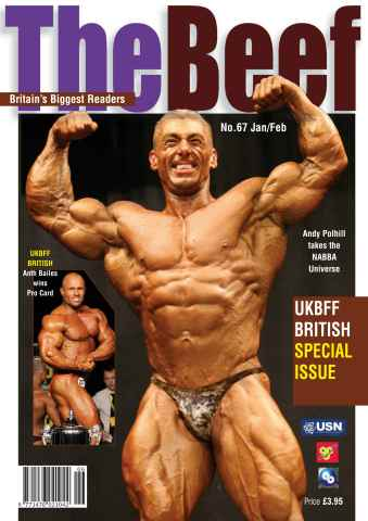 The Beef Magazine issue Issue 67