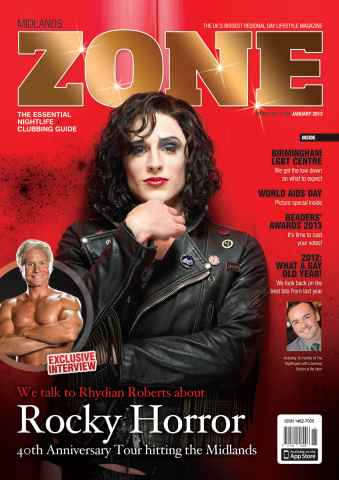Midlands Zone issue January 2013