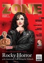 Midlands Zone issue January 2013