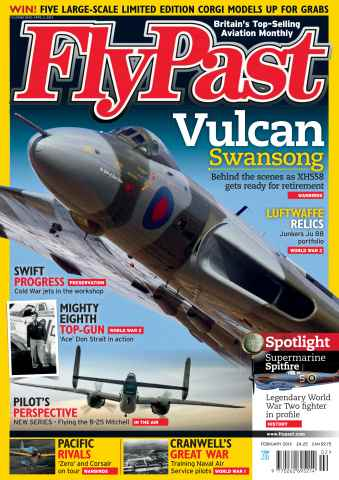 FlyPast issue February 2013
