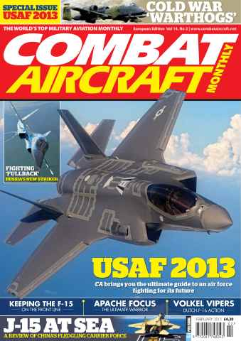 Combat Aircraft Preview 1