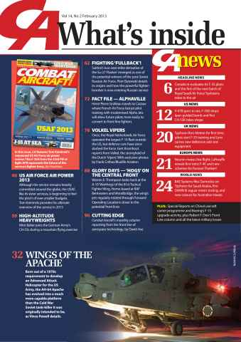 Combat Aircraft Preview 3