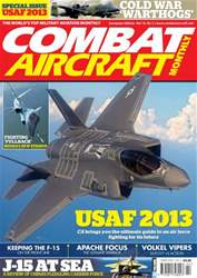 Combat Aircraft issue Vol 14 No 2