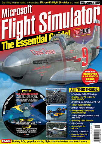 Microsoft Flight Simulator 1 issue The Essential Guide