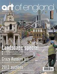 Art of England issue 99 - February 2013