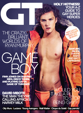 Gay Times issue February 13