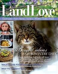 LandLove Magazine issue January-February 2013