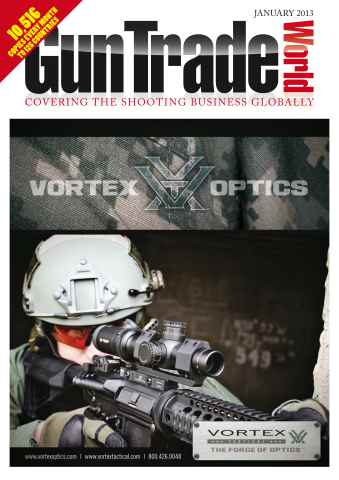 Gun Trade World issue Gun Trade World - January 2013