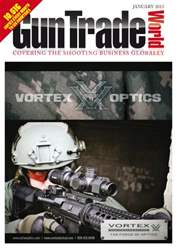 Gun Trade World - January 2013 issue Gun Trade World - January 2013