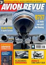 Avion Revue Internacional España issue Número 367