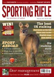 Sporting Rifle issue 86