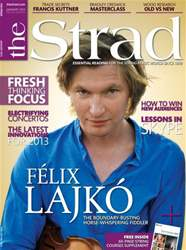 The Strad issue January 2013