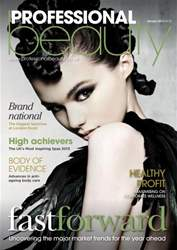 Professional Beauty issue Professional Beauty January 2013
