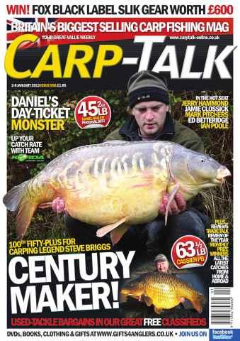 Carp-Talk issue 950
