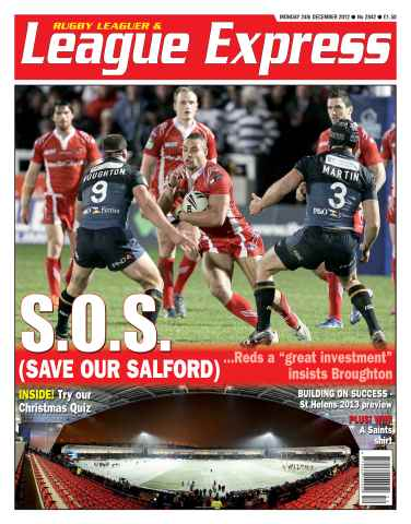 League Express issue 2842