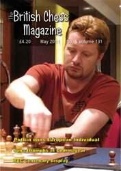 British Chess Magazine issue May 2011