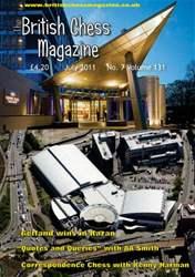 British Chess Magazine issue July 2011