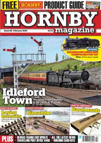 Hornby Magazine issue February 2013
