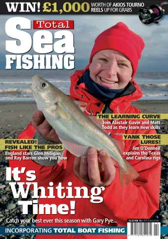 Total Sea Fishing issue February 2013