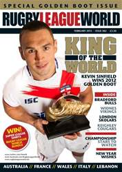 Rugby League World issue 382