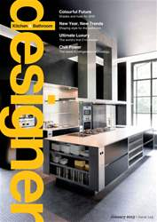 Designer Kitchen & Bathroom issue January 2013