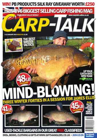 Carp-Talk issue 951