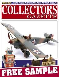 Collectors Gazette issue Free sampler