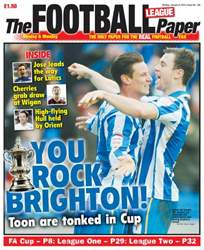 The Football League Paper issue 6th January 2013