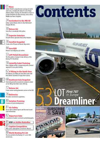 Airliner World Preview 2