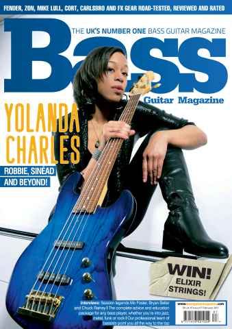 Bass Guitar issue 87 February 2013