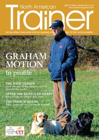North American Trainer Magazine - horse racing issue Issue 20