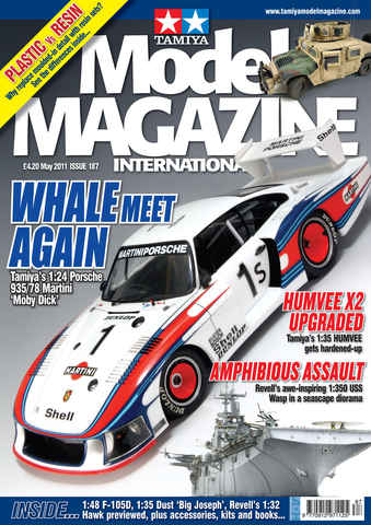Tamiya Model Magazine issue 187