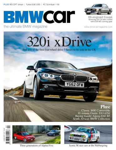 BMW Car Preview 1