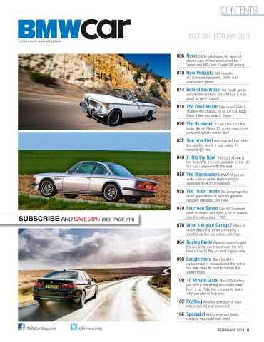 BMW Car Preview 5