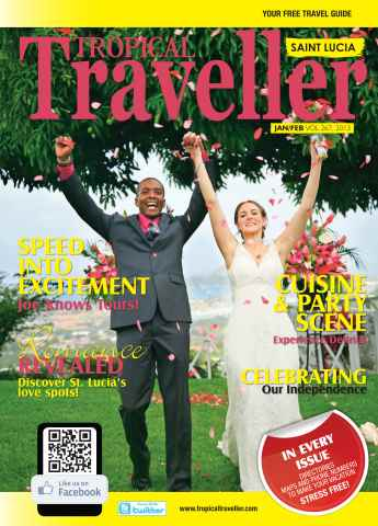Tropical Traveller issue January - February 2013
