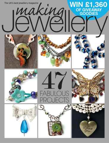 Making Jewellery issue February 2013