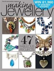 Making Jewellery issue February 2013
