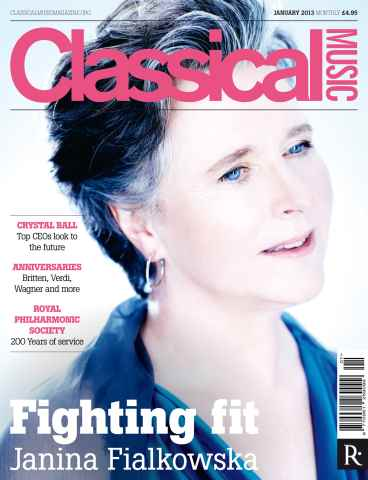 Classical Music issue January 2013
