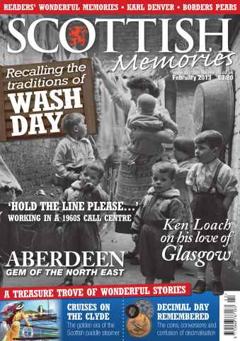 Scottish Memories issue February 2013