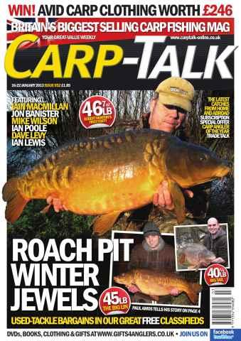 Carp-Talk issue 952
