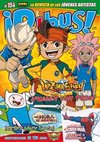 Revista ¡DIBUS! issue Revista ¡DIBUS. 154