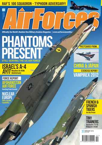 AirForces Monthly issue February 2013