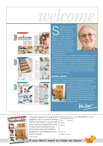 The Woodworker Magazine Preview 3