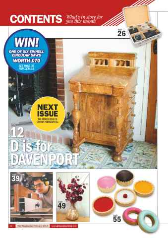 The Woodworker Magazine Preview 4