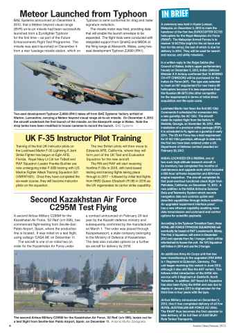 Aviation News Preview 8