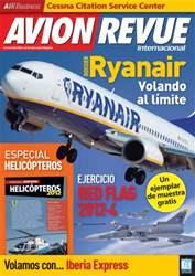 Avion Revue Internacional España issue Muestra Gratis